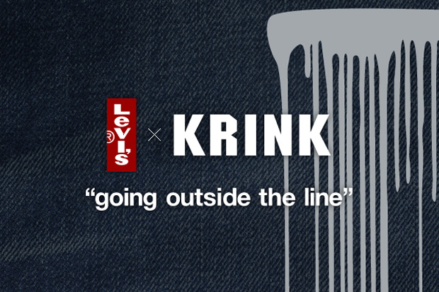 KRINK x Levi's 2009 Fall/Winter Collection
