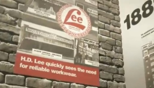 The History of LEE Video Timeline