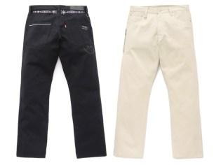 Levi's Fenom DISCO Decoration 505 Satin Jeans