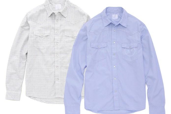 Levi's Fenom L/S Metallic DISCO Western Shirt / Flannel Shirt