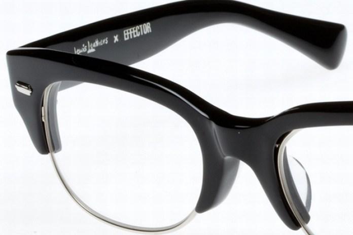 Lewis Leathers x Effector Eyewear