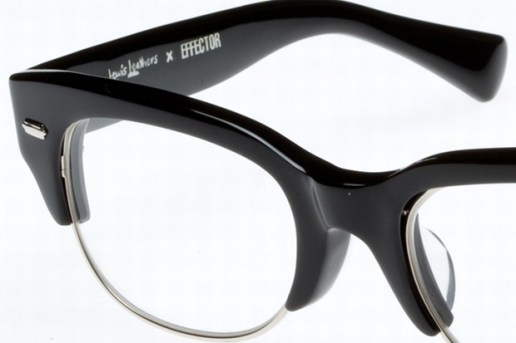 Lewis Leathers x Effector Eyewear