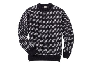 L.L. Bean Norwegian Fisherman's Sweater