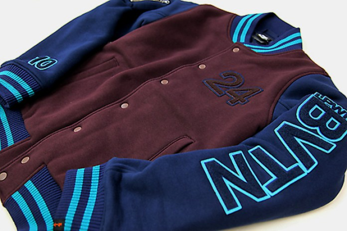 Loopwheeler x Nike Sportswear 2009 Holiday Varsity Jacket