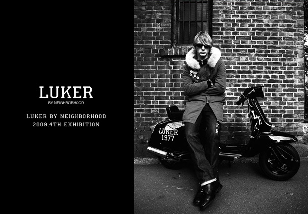LUKER by NEIGHBORHOOD 2009 4th / Winter Collection