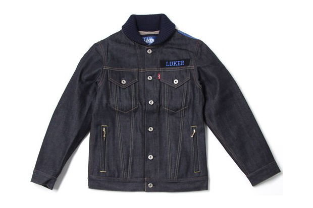 LUKER BY NEIGHBORHOOD x Levi's LVLK-3 . RIGID / C-JKT