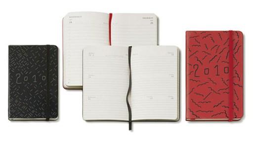 Martí Guixé x Moleskine Notebooks
