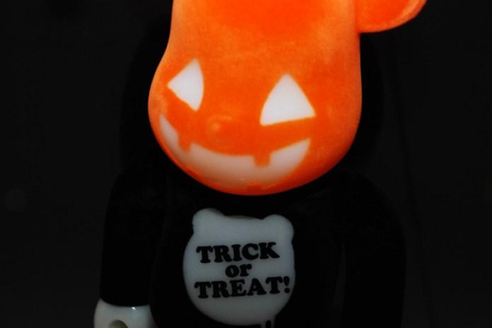 Medicom Toy 2009 Halloween 400% Bearbrick