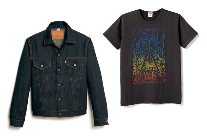 MEN'S NON-NO x Levi's Collection