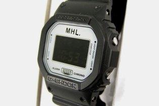 MHL x CASIO G-SHOCK DW-5600