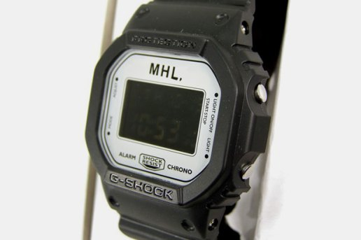 MHL x CASIO G-SHOCK DW-5600