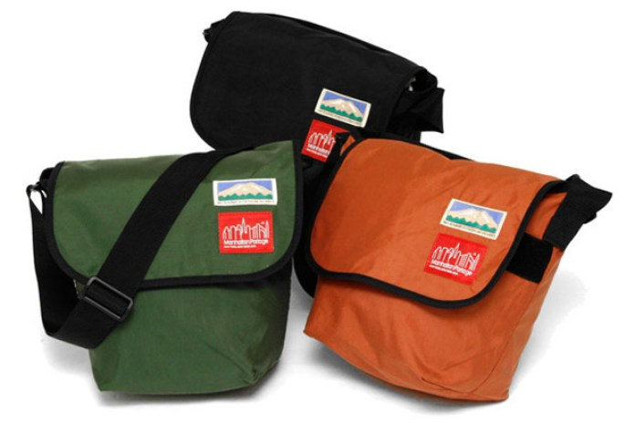 Mt. Rainier Design Works x Manhattan Portage 60/40 Bags