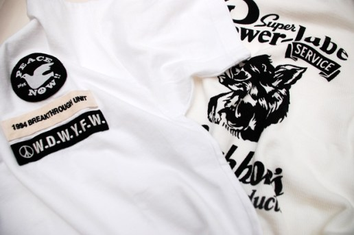 "NEIGHBORHOOD 2009 2nd Series ""W.D.W.Y.F.W"" Collection October Release"