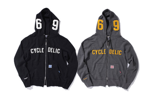 NEIGHBORHOOD Cycledelic Zip-Down Hoody