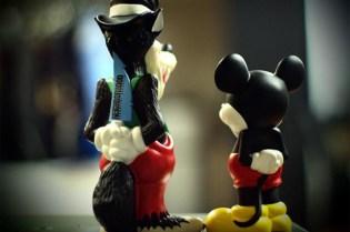 NEIGHBORHOOD x Disney Vinyl Preview