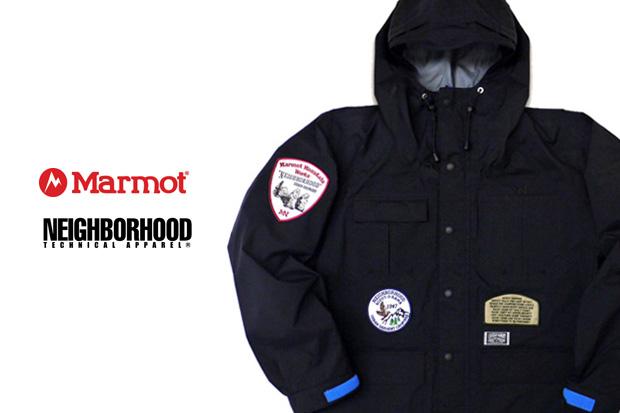 NEIGHBORHOOD x Marmot Jacket