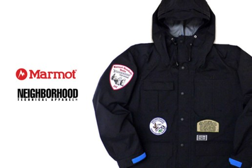 NEIGHBORHOOD x Marmot Jacket