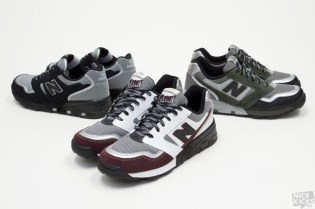 New Balance 2009 Fall/Winter 575 Trail Pack
