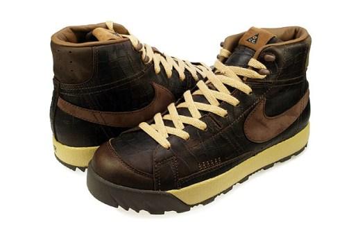 "Nike ACG ""Chocolate"" Blazer Mid"