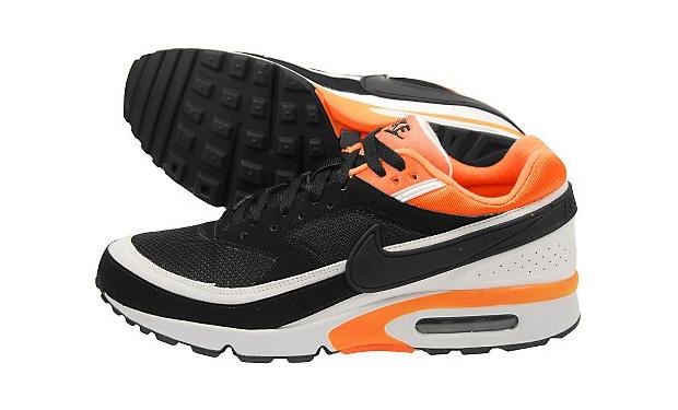 Nike Air Max Classic BW Black/Orange