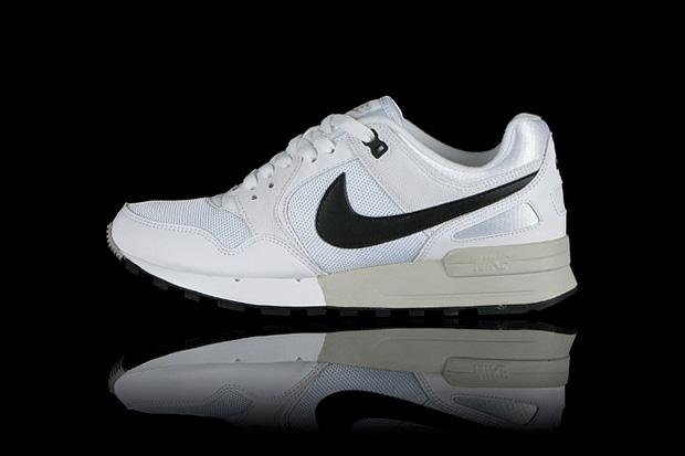 Nike Air Pegasus '89 White/Black-Granite