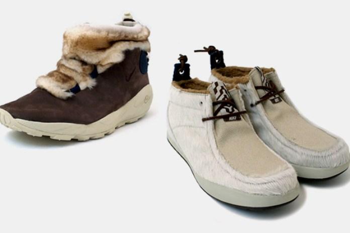 Nike Matagi Pack: Terminator Hi, Air Baked Mid & Air Macropus Lite