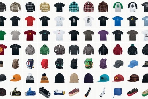 Nike SB 2009 Fall/Winter Apparel Collection