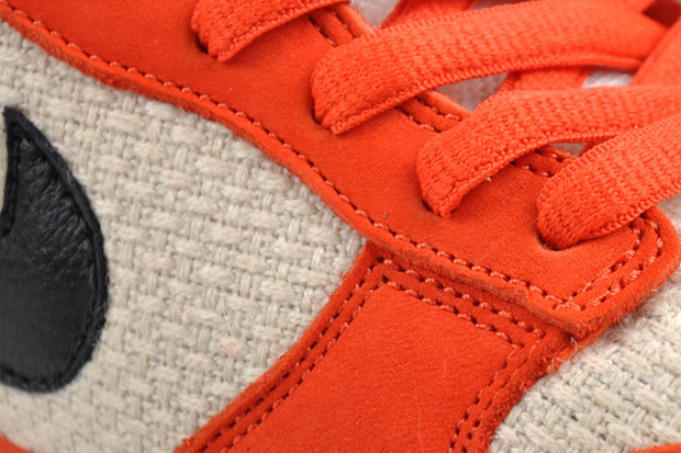 Nike SB Dunk Low Premium Orange/Black