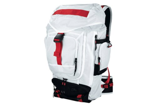 Nike SB Eugene Backpack White/Black/Red