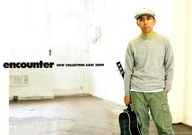 Nike Sportswear 2009 Fall/Winter Collection Editorial