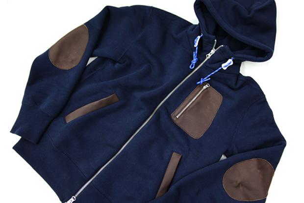 Nike Sportswear x Loopwheeler Deerskin Hoodie