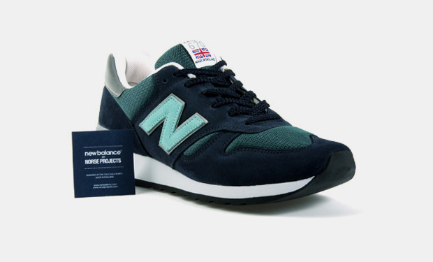 Norse Projects x New Balance 670