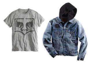 Obey x Levi's 2009 Fall/Winter Collection