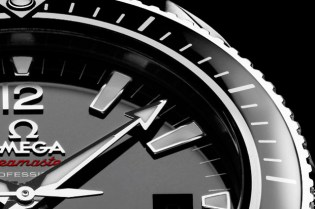 OMEGA Seamaster Planet Ocean Liquidmetal Limited Edition Watch