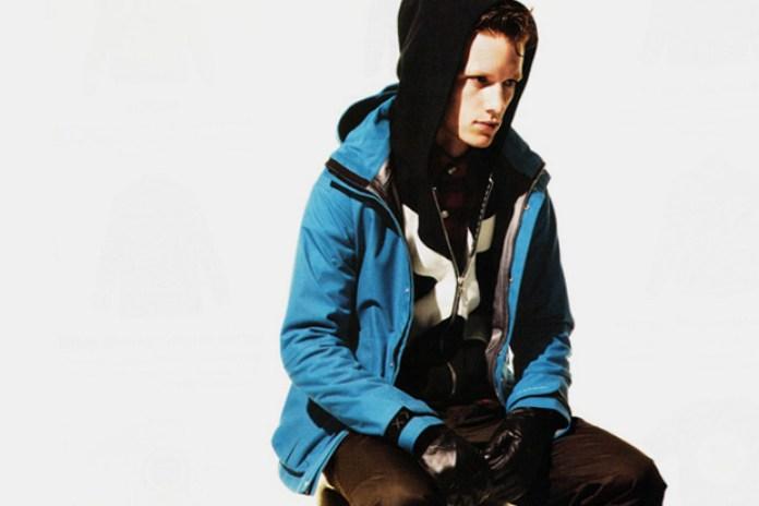 OriginalFake 2009 Fall/Winter Collection Photoshoot