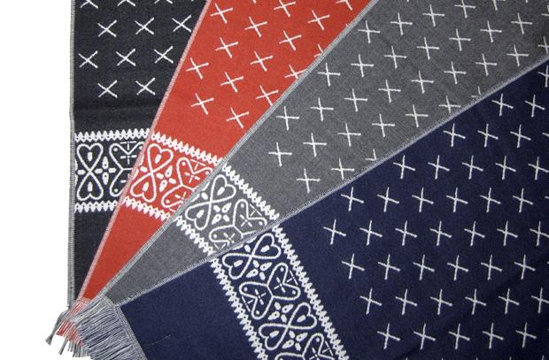 OriginalFake 2009 Fall/Winter Scarves Preview
