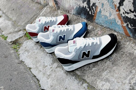 "Overkill x New Balance ""Berlin Wall"" 577 Pack"