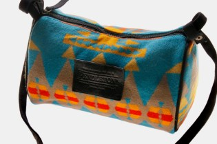 Pendleton x Opening Ceremony Vergin Wool Bags