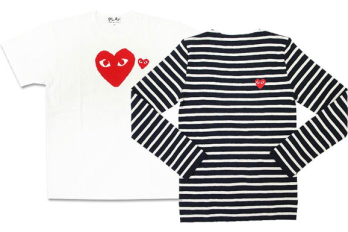 PLAY COMME des GARCONS 2009 October New Releases