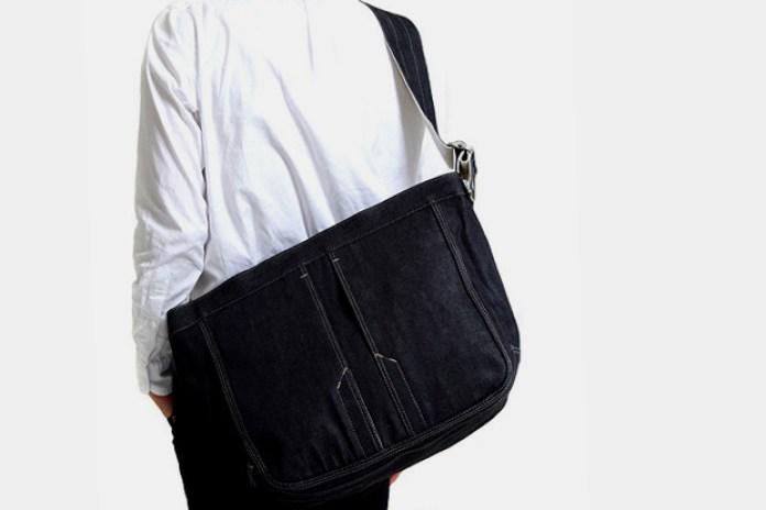 Porter Premium Denim Bags