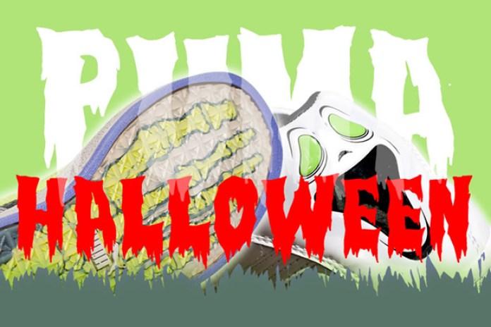 "Puma 2009 Halloween Pack ""Basket Boo"" / ""Mr. Bones Mid"""