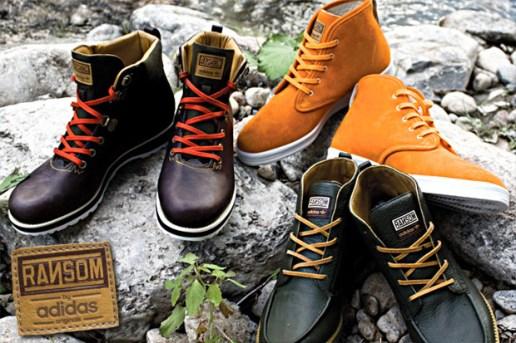 Ransom by adidas 2009 Fall/Winter Footwear