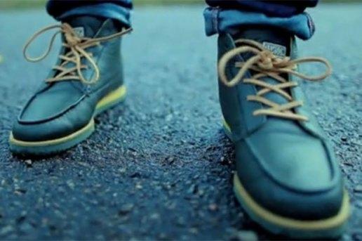 RANSOM by adidas Originals 2009 Fall/Winter Video Spot
