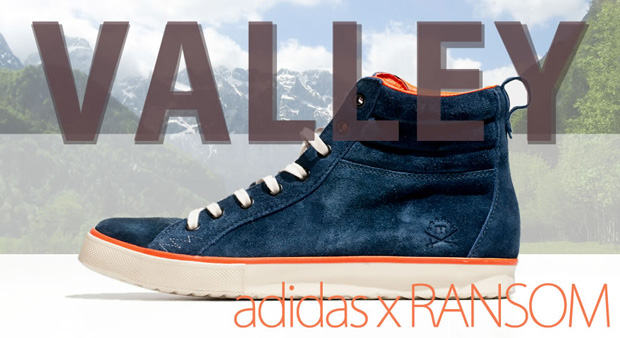 Ransom by adidas Originals Valley - Close look