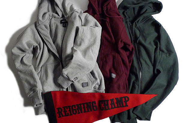Reigning Champ 2009 Fall/Winter Collection