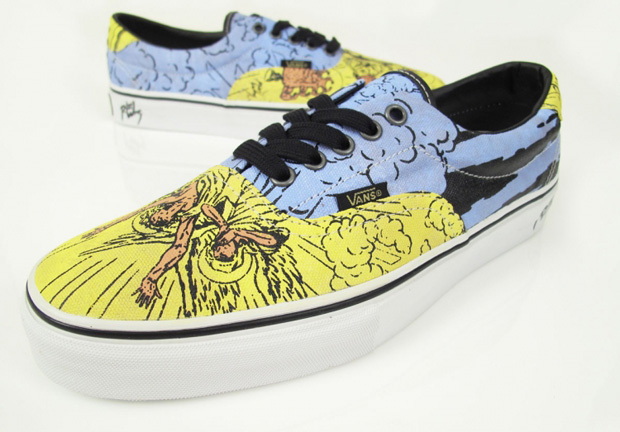 Robert Williams and Vans Vault for DQM - A Closer Look