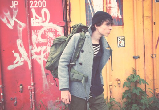 "sandinista 2009 Fall/Winter ""Quartermaster Corps."" Lookbook"
