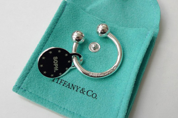 SOPH. x Tiffany & Co. 10th Anniversary Keychain