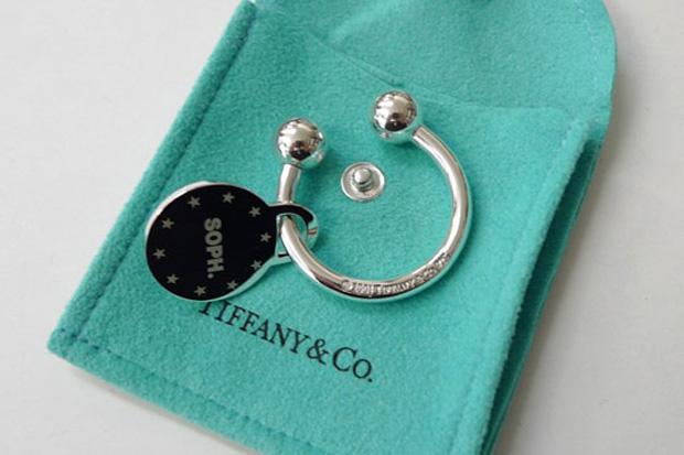 SOPH. x Tiffany & Co. 10th Anniversary Keychain