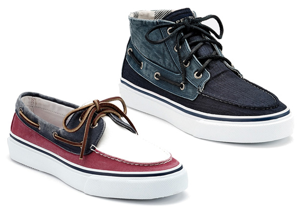 Sperry Top Sider Bahama 2010 Spring/Summer Preview